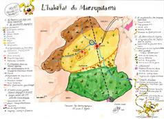Marsupilami (Top Carto Concours Cartographique)