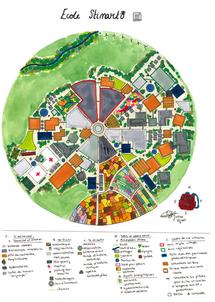 Mon école idéale (Concours cartographique imaginaire)