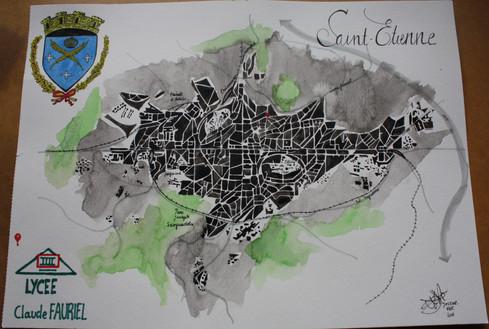 Saint - Etienne