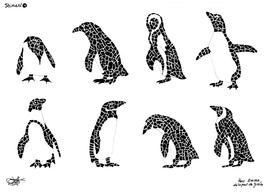 Les pingouins et manchots