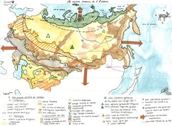 Les enjeux ruraux de l'Eurasie