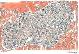 Mosaique de Tunis