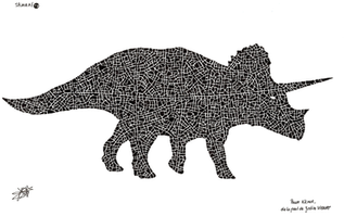 Le triceratop