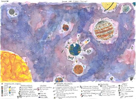 Dessine-moi l'espace (Concours StarsUp)