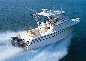 27 Ft Grady White  Zapphira Sport Fishing