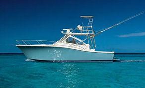 30 Ft Luhrs   Zapphira Sport Fishing