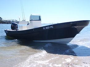 22 Ft Panga   Zapphira Sport Fishing