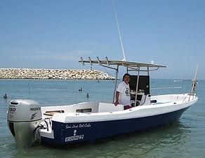 28 Ft Super Panga  Zapphira Sport Fishing