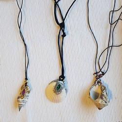 Neue Meerjungfrau-Muschelketten... Natürlich selfmade by me