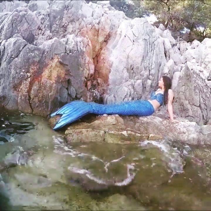 Auch Meerjungfrauen haben mal langeweile... 😉