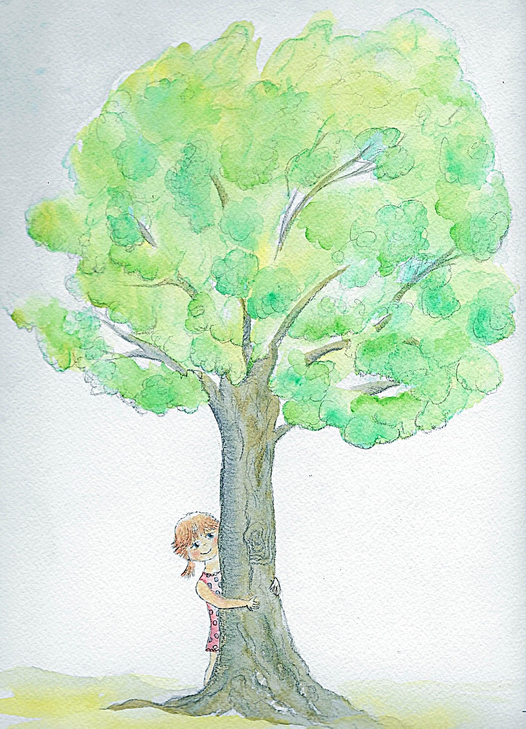 Tree Hugging
