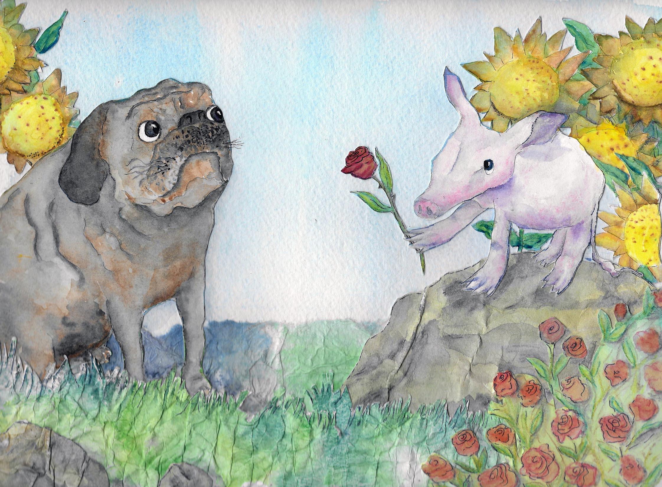 Aardvark Offering