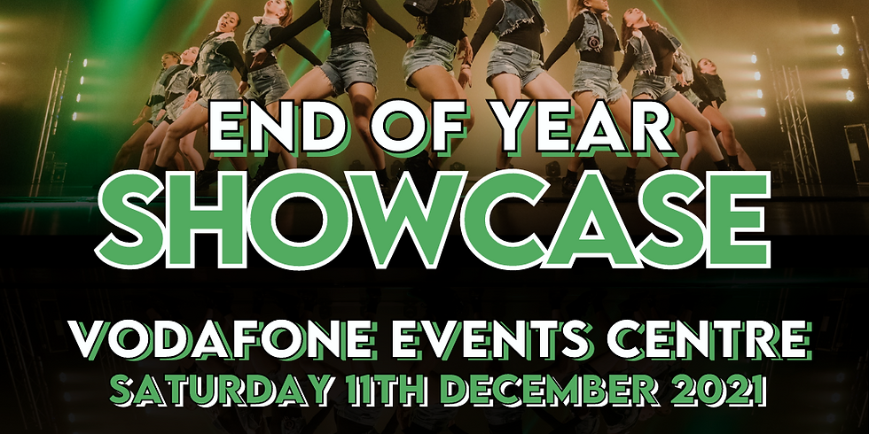 The Palace End of Year Showcase 2021