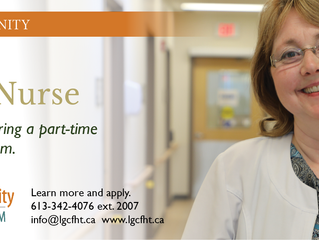 Immediate Job Opportunity: Part-Time Registered Nurse
