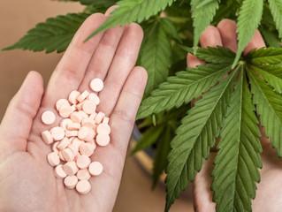 Marihuana w pigułce
