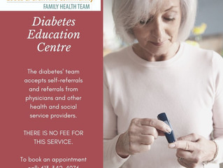 Have questions about managing diabetes?