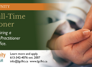 Immediate Job Opportunity: Temporary Full-Time Nurse Practitioner