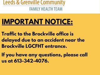 Important Notice: