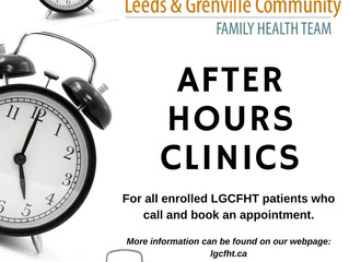 After Hours Clinics