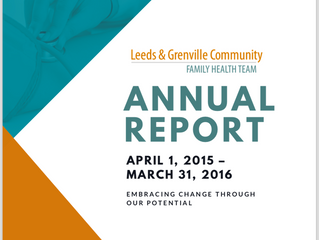 LGCFHT 2016 Annual Report