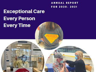 LGCFHT's Annual Report for 2020-2021!