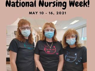National Nursing Week!