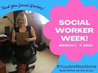 Social Worker Week!