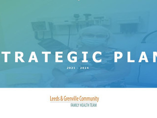 The LGCFHT has released its 2021-2024 Strategic Plan.