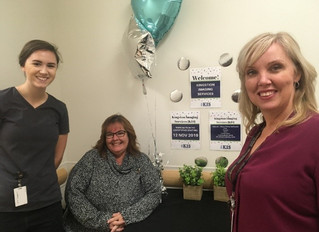 The LGCFHT Welcomes Kingston Imaging Services!