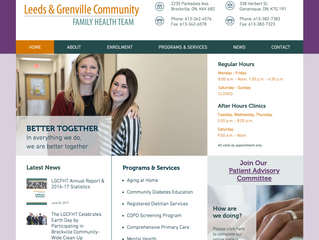 LGCFHT Refreshes Online Presence with New Website