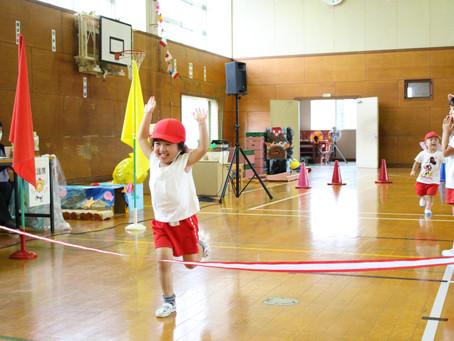 朝日幼稚園 運動会