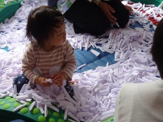 おひさまひろば クルクル布で遊ぼう&作ろう!