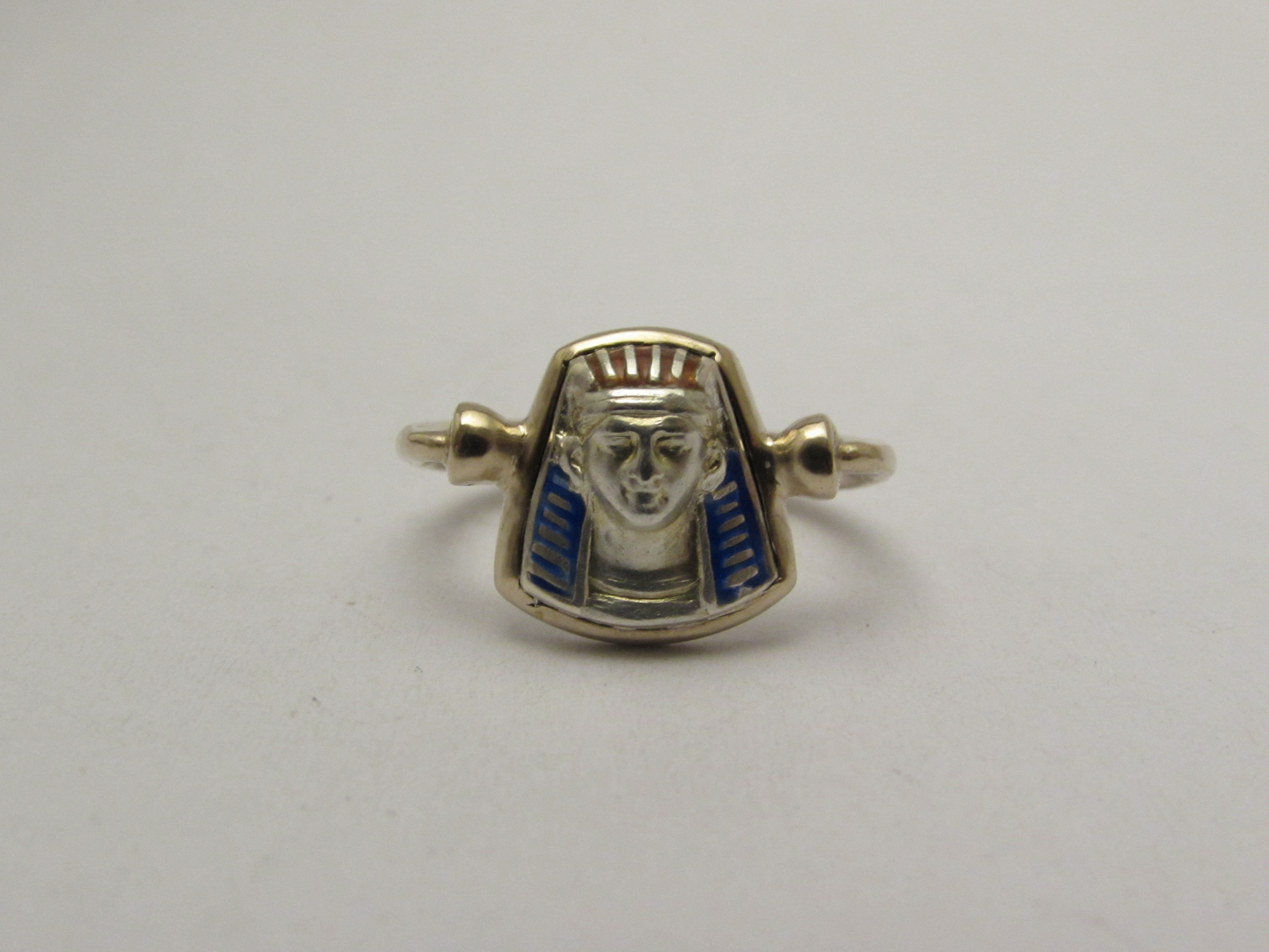 Pharaoh Ring (Custom-Made)