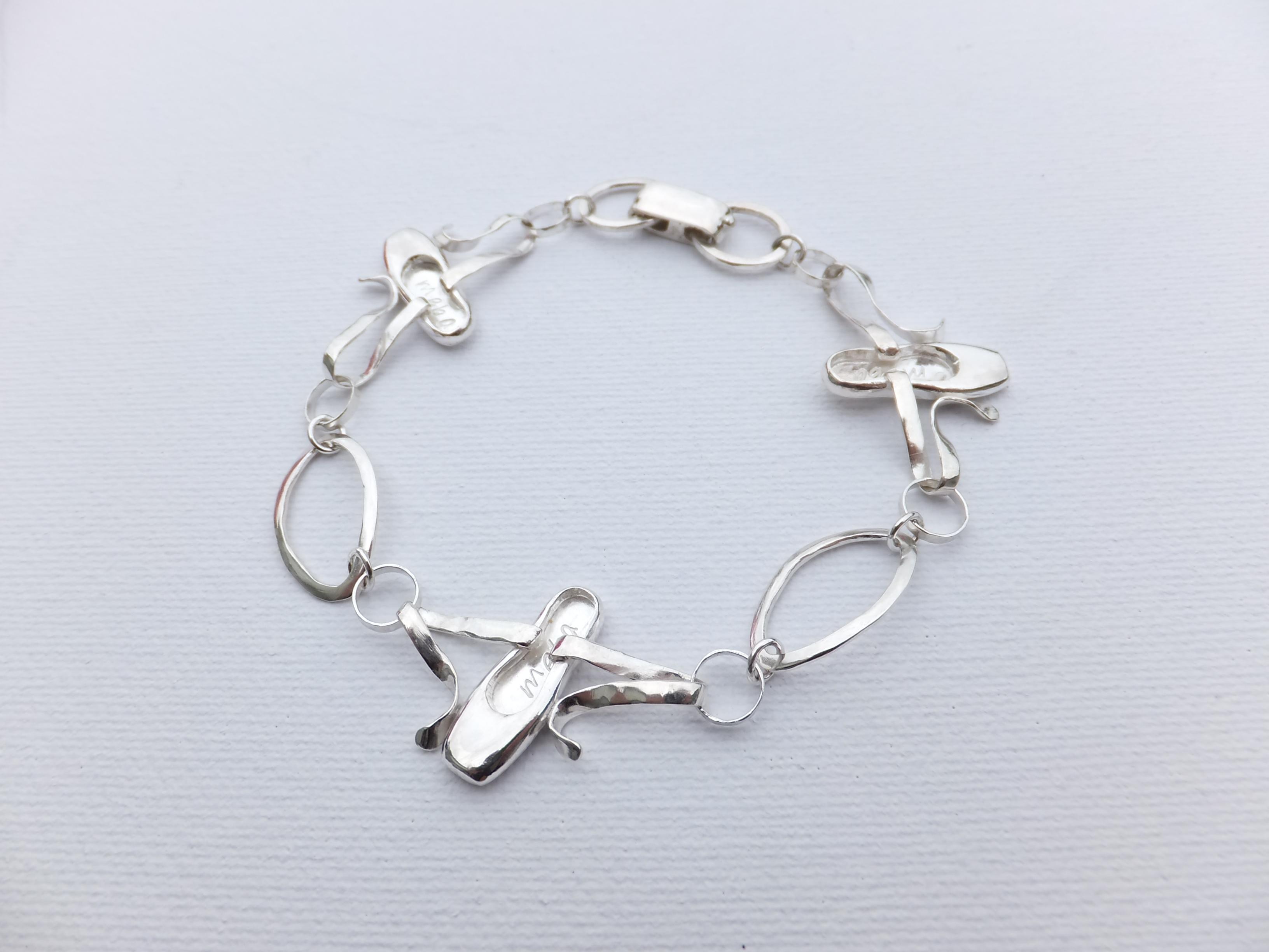 Ballet Shoes Bracelet
