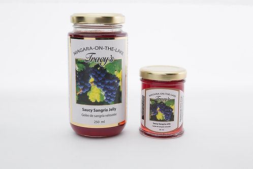 Saucy Sangria Wine Jelly 250ml