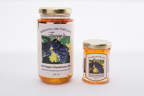 "Hot Pepper Chardonnay Wine Jelly ""Mild Spice"" 60ml"