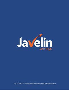 Javelin Technologies Branding