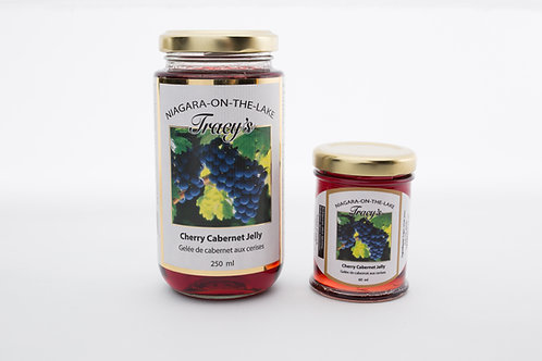 Cherry Cabernet Wine Jelly 250ml