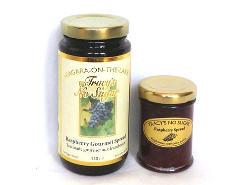 No-Sugar Added Raspberry Spread 60ml