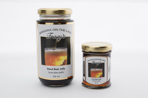 Stout Beer Jelly 250ml