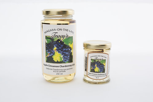 Apple Cinnamon Chardonnay Wine Jelly 60ml