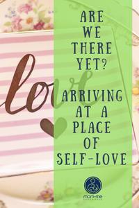 raising positive kids, self-love, self esteem