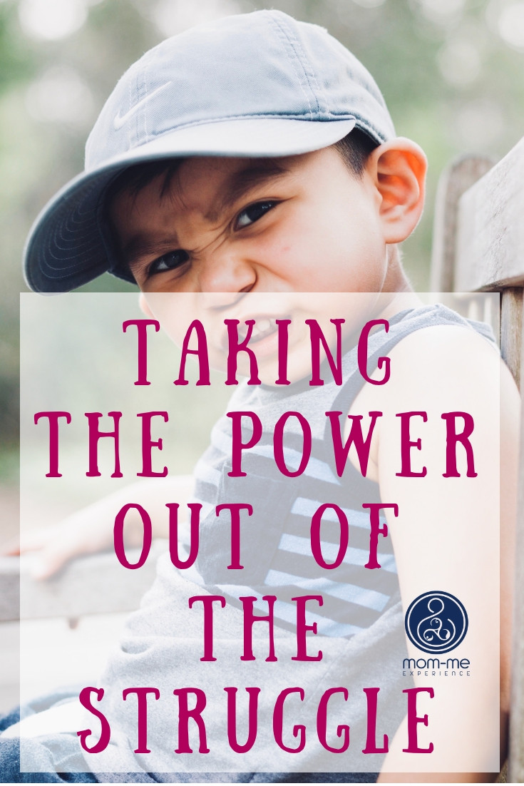 Eliminate power struggles