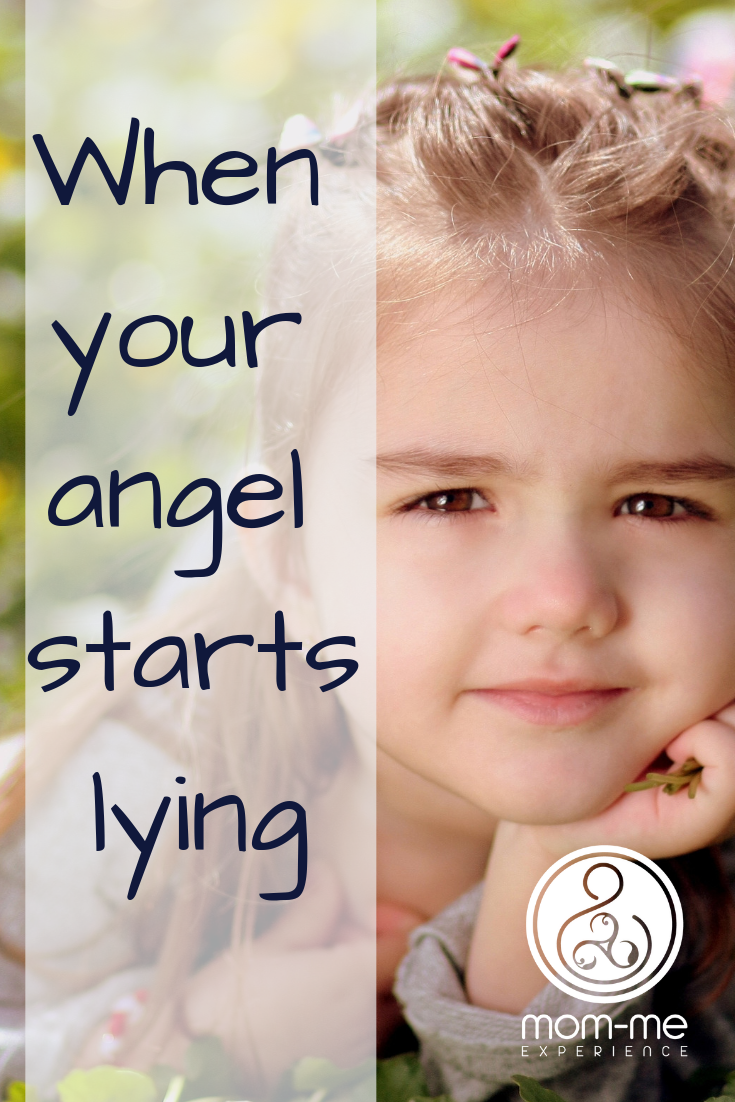 One simple tip to handle your child lying.