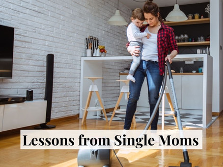 Lessons From Single Moms