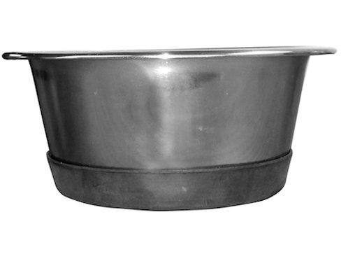 Anti-Skid Stainless Steel Food Bowl