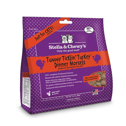 Stella & Chewy's Freeze-Dried Dinner Morsels - 3.5 oz.