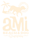 ami beach sun logo