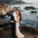 Yesterday's Big Sur elopement with these