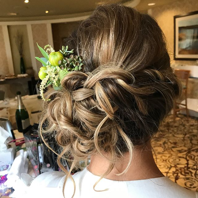A very natural enhancement for our sweet Pebble Beach bride. Thank you Brittney for allowing us to s